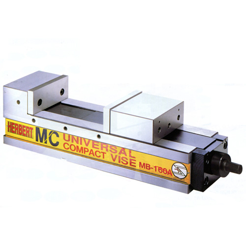 MC Mechanical-Type Precision Vice MB-100A, MB-130A, MB-160A, MB-200A